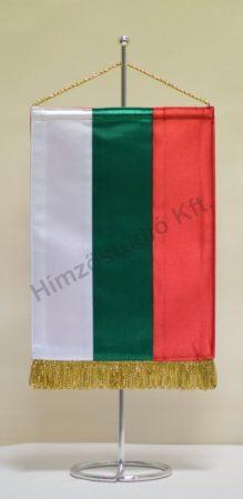 Bulgária asztali zászló