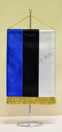 Észtország asztali zászló