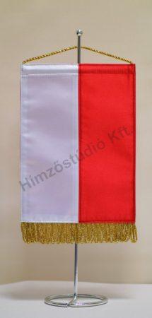 Lengyelország asztali zászló