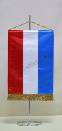 Luxemburg asztali zászló