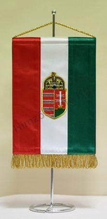 Magyarország hímzett asztali zászló