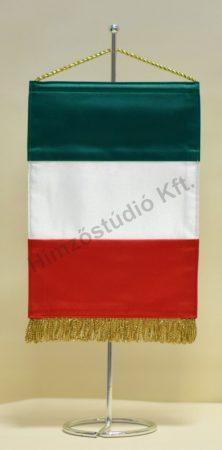 Olaszország asztali zászló