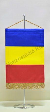 Románia asztali zászló