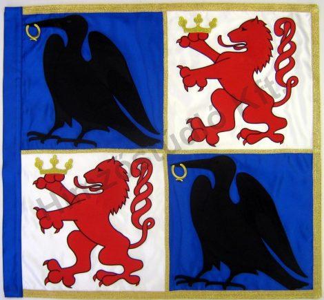 Hunyadi János zászlaja
